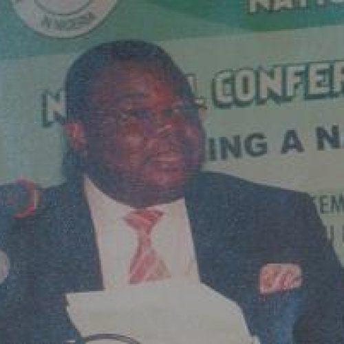 Hon. Justice C.C Nweze